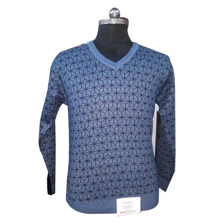 Men's Casual Wear Sweatshirt