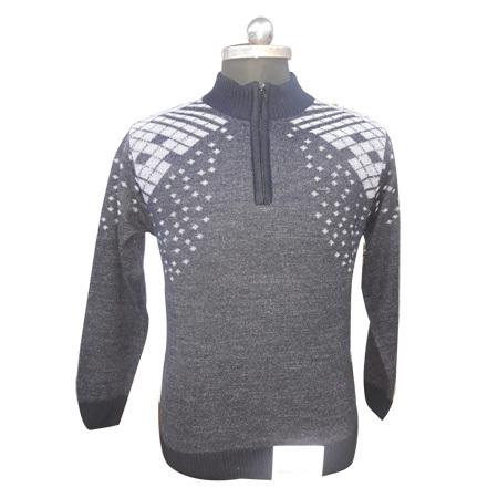 Men's Designer Zip Pullover