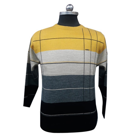Men's Round Neck Sweatshirt