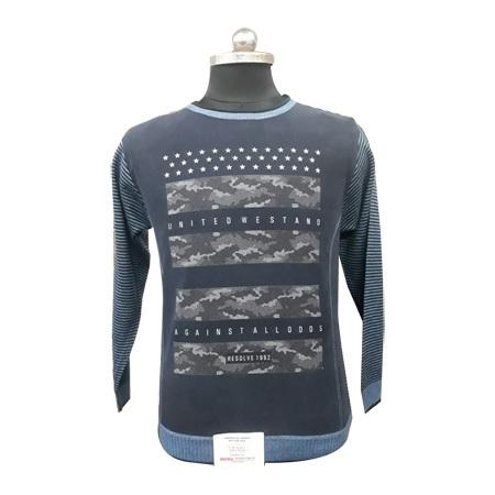 Men's Printed Sweatshirt