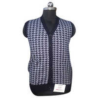 Men's Designer Sleeveless Sweater