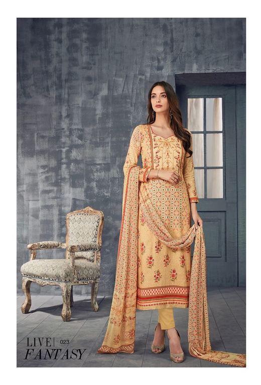 Aaditri Hand Block Printed Suits