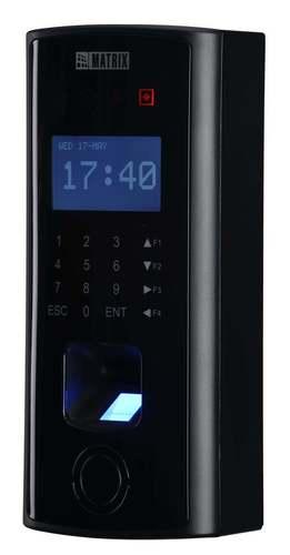 Fingerprint and Card based Premium Door Controller with STQC Sensor