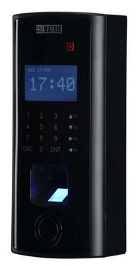 Fingerprint and Card based Premium Door Controller with STQC Sensor