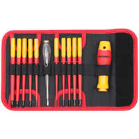 VDE 1000V Insulated Changeable Screwdriver Kit