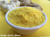 Ginger Garlic Paste Sachet