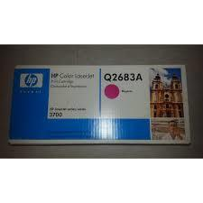 HP Q2683 MAJENTA TONERR CARTRIDGE