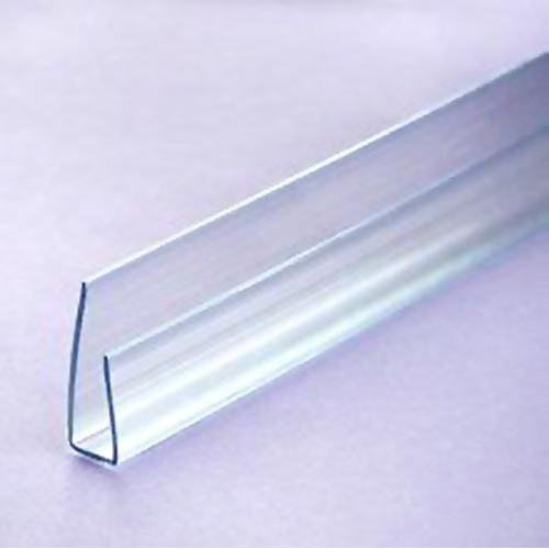 U Lock Polycarbonate profile