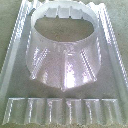 Polycarbonate Ventilator Base Plate
