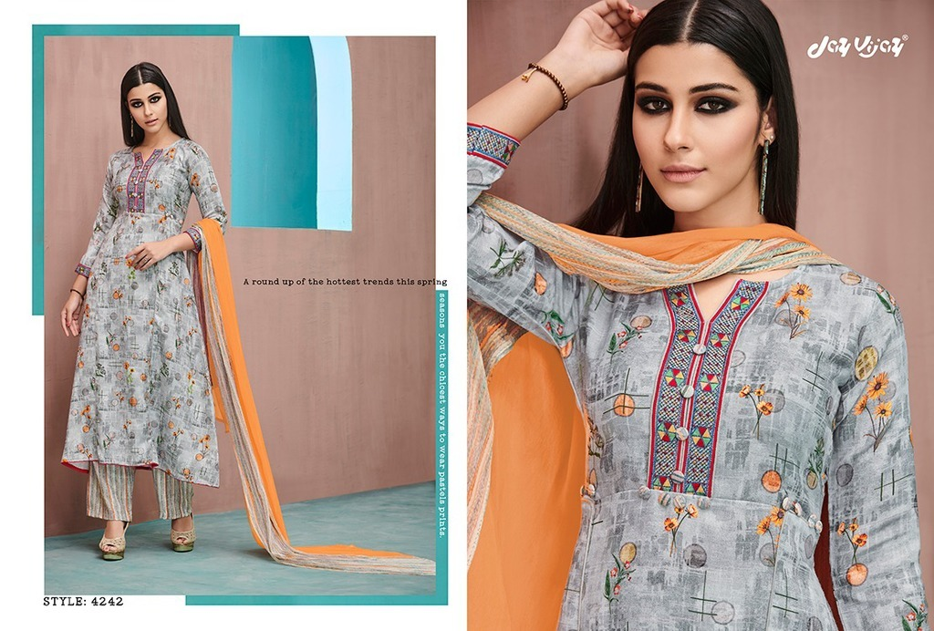 Daily Wear Print Suits