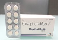 Clozapine 50 Tablet