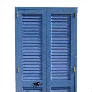 Powder Coating Safety Doors