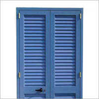 Powder Coating Safety Doors