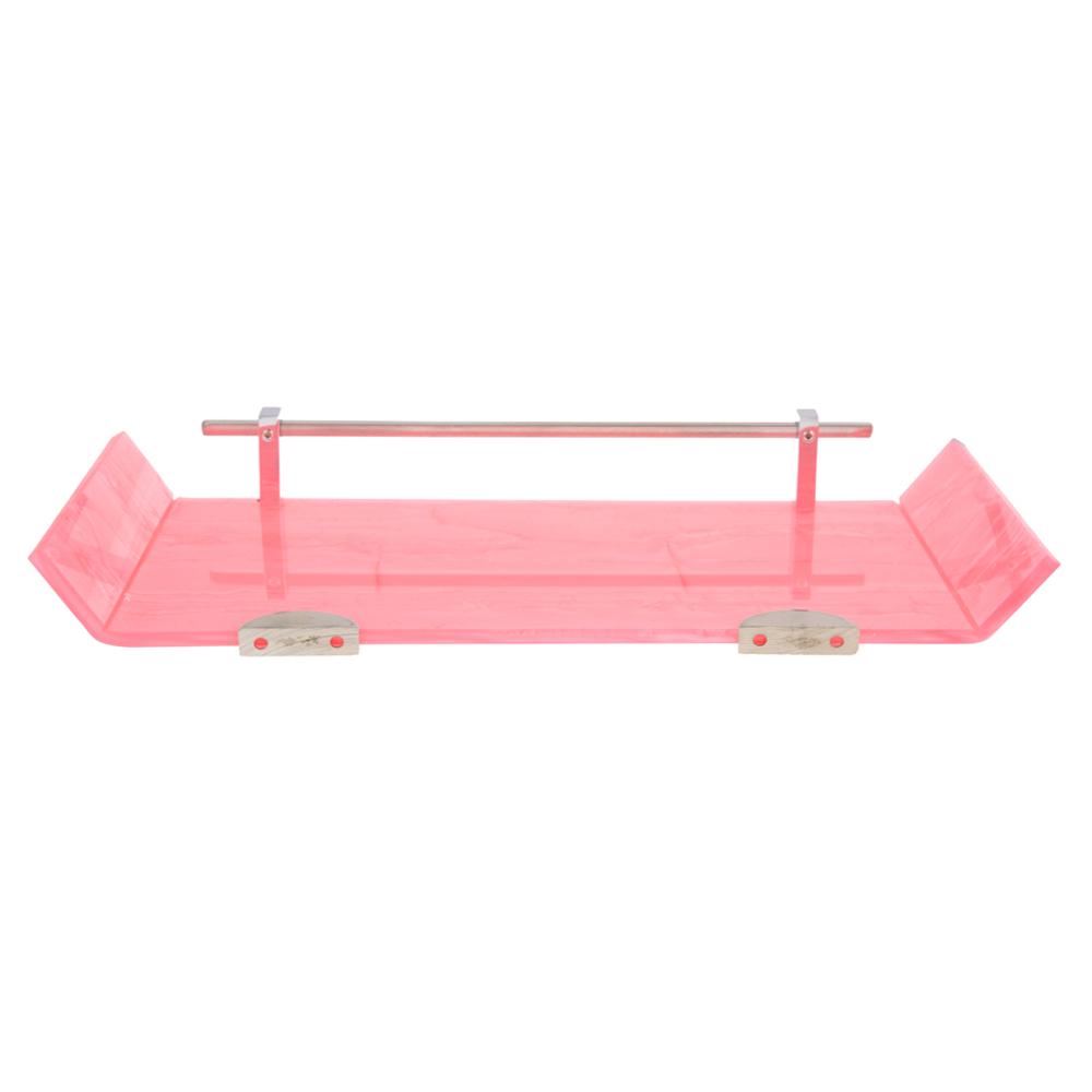 Colorful Acrylic Shelf
