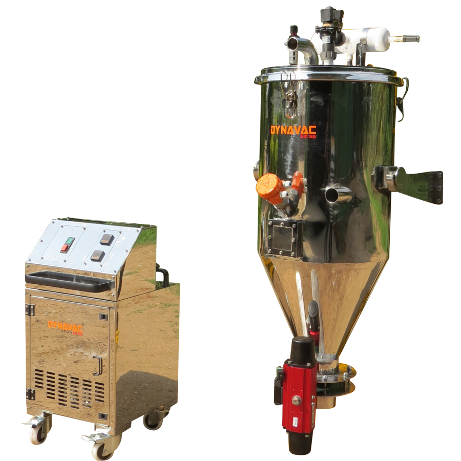 Industrial Vacuum Hopper Loader