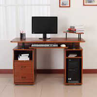 Wooden Computer Desk