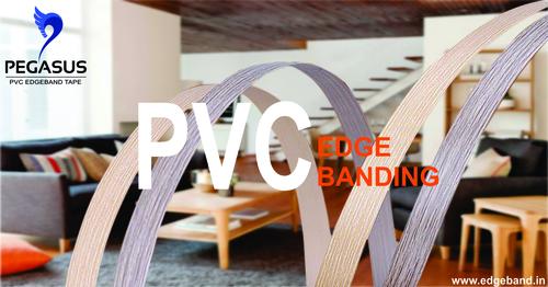 PVC Wood Edge Bands