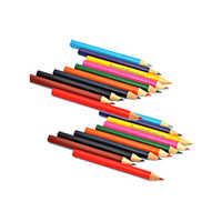 Wooden Velvet Pencil