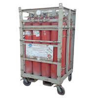 Gas Cylinder Skids