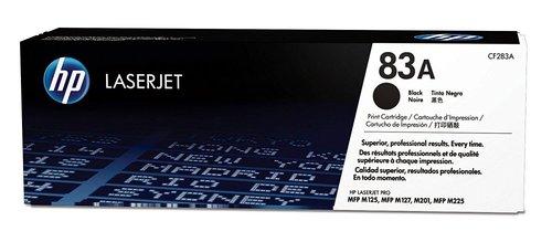 HP CF283 BLACK TONER CARTRIDGE