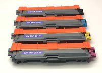BROTHER TN 261C/Y/M/B TONER CARTRIDGE