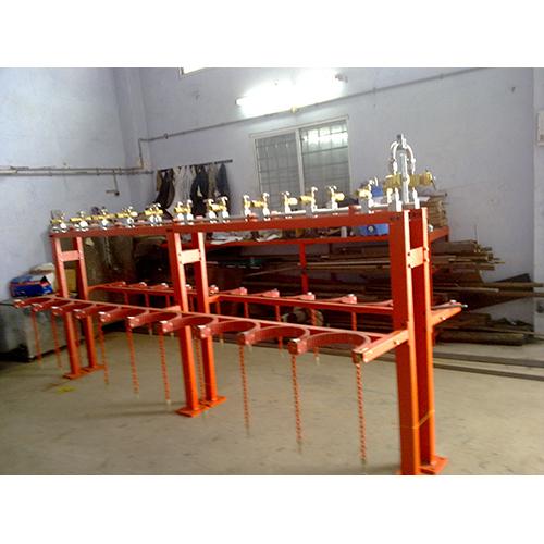 Laboratory Gas Manifold