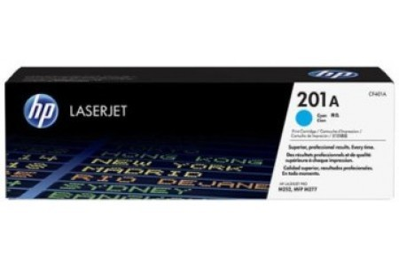 HP CF401 CYAN  TONER CARTRIDGE