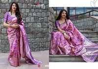 Fancy Banarasi Patola Silk Sarees