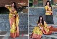 Fancy Banarasi Patola Silk Sarees