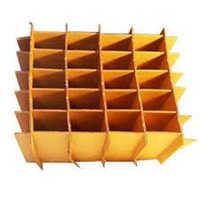 Die Cut Partitions box
