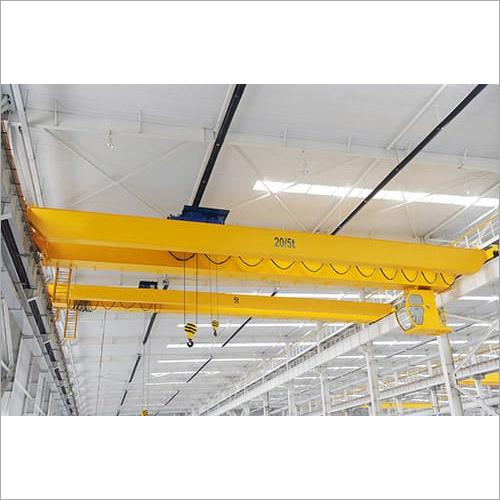 European Standard Double Girder Overhead Crane
