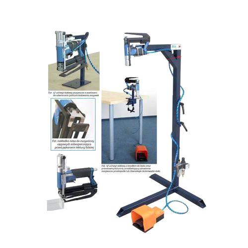 Industrial Semi Automatic Stapler