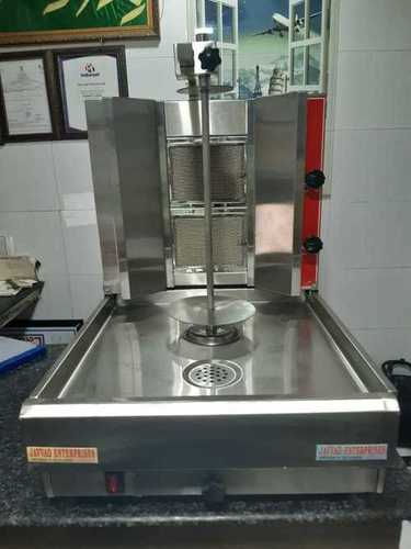 Shawarma Machines Gas