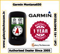 Garmin Montana 650