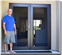 Front Security Door Screens