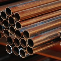 Cupro Nickel Alloy Seamless pipe