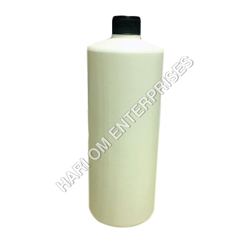 White HDPE Bottle