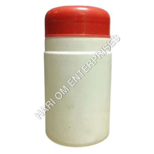 HDPE White Jar