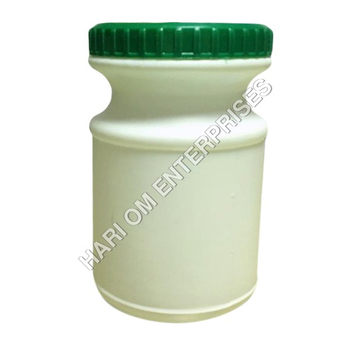 HDPE White Milk Jar