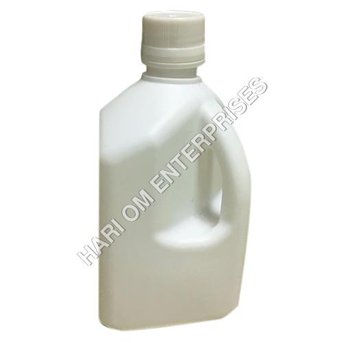HDPE Plastic Toilet Cleaner Bottle
