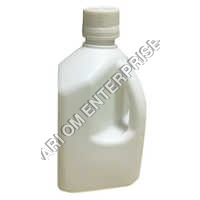HDPE Plastic Toilet Cleaner Bottle