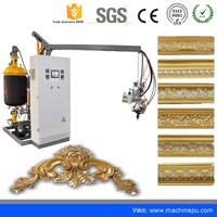 Low Pressure PU Polyurethane Foam Injecting Machine For Cornice