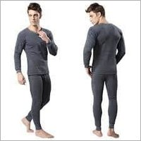 Mens Full Sleeves Thermal Winter Suit
