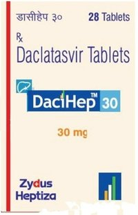 Dacihep 30mg Tablet