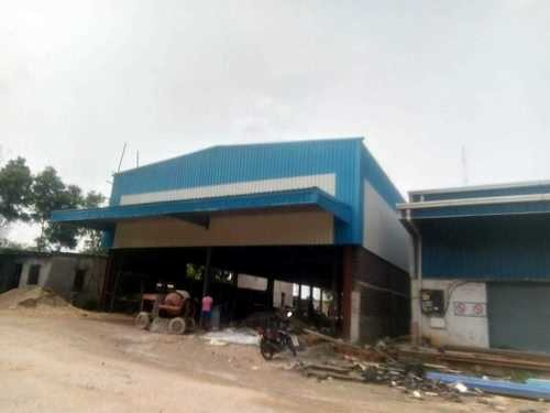 Prefabricated Factory Buildings