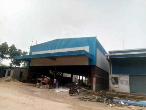 Prefabricated Factory Buildings