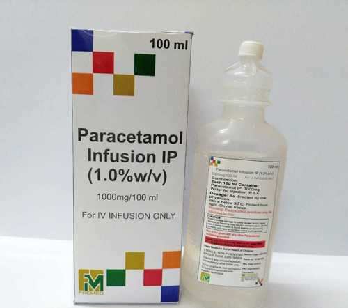 Paracetamol Infusion 100 ml