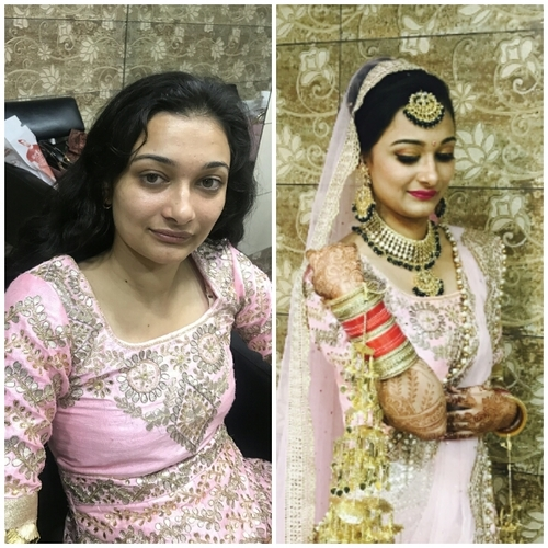 HD Bridal Makeup Services