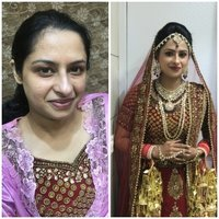 Professional Bridal Make up Services
