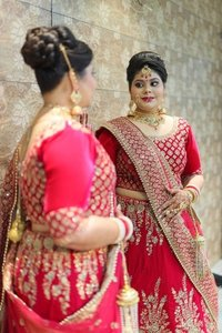3D Bridal Makeup Services
